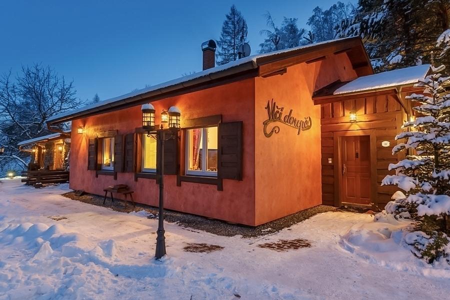 Chatička EU - Beskydy - Valašsko - ilustrativní foto