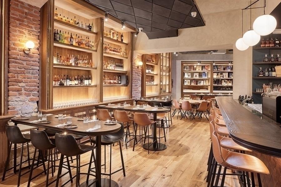 3chodové menu s ochutnávkou whiskey pro 2 v Praze
