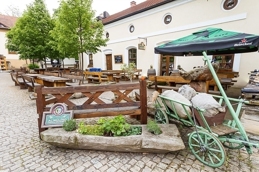Pension a Al Mulino - Praha - ilustrativní foto