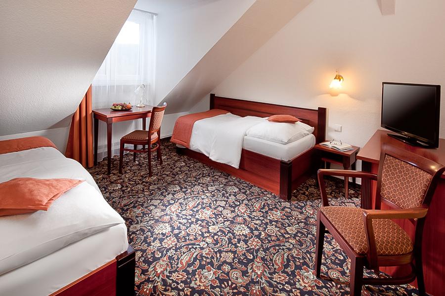 Chateau Monty Spa Resort **** - Západočeské lázně - ilustrativní foto