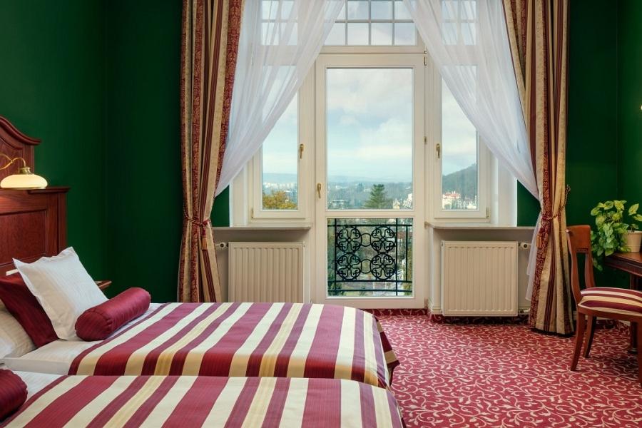 Spa Hotel Imperial ***** - Západočeské lázně - ilustrativní foto