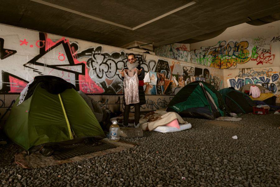 24 hodin bezdomovcem na vlastní kůži