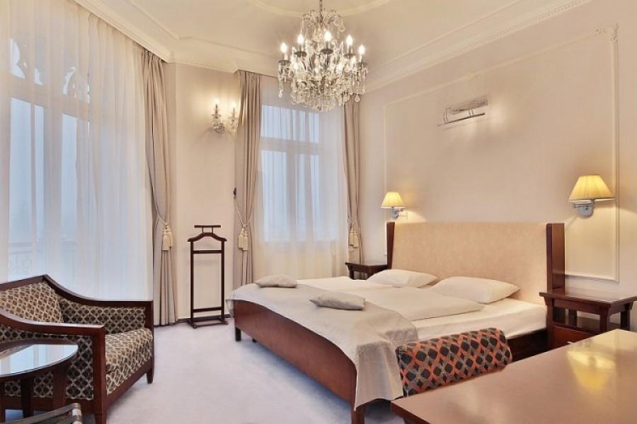 Hotel Belvedere Spa & Wellness****, Hotel Sun Palace Spa & Wellness **** - Západočeské lázně - ilustrativní foto