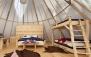 Stromhouse, Teepee Spa - Glamping Pyskocely - Střední Čechy - ilustrativní foto