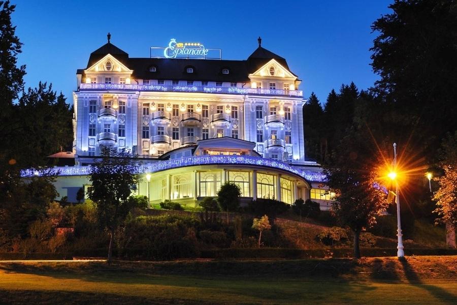 Hotel Ambassador Zlatá Husa - Západočeské lázně - ilustrativní foto