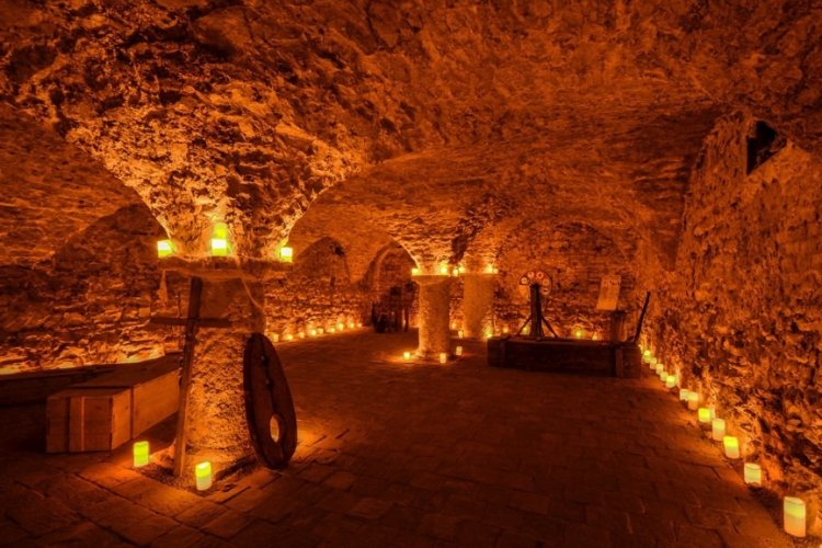 Objevte historické podzemí Prahy