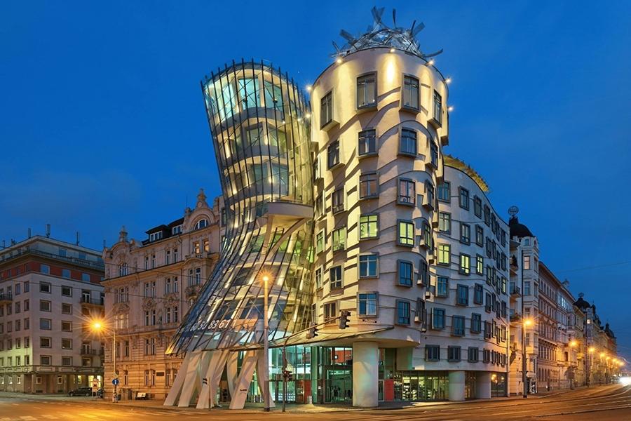 Dancing House Hotel - Praha - ilustrativní foto