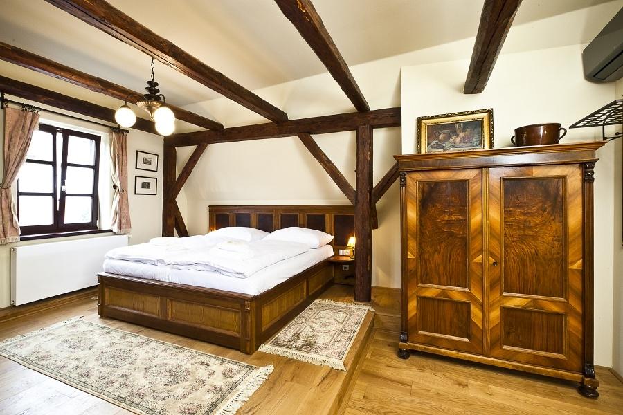 Hotely & apartmány Krumlov - Jižní Čechy - ilustrativní foto