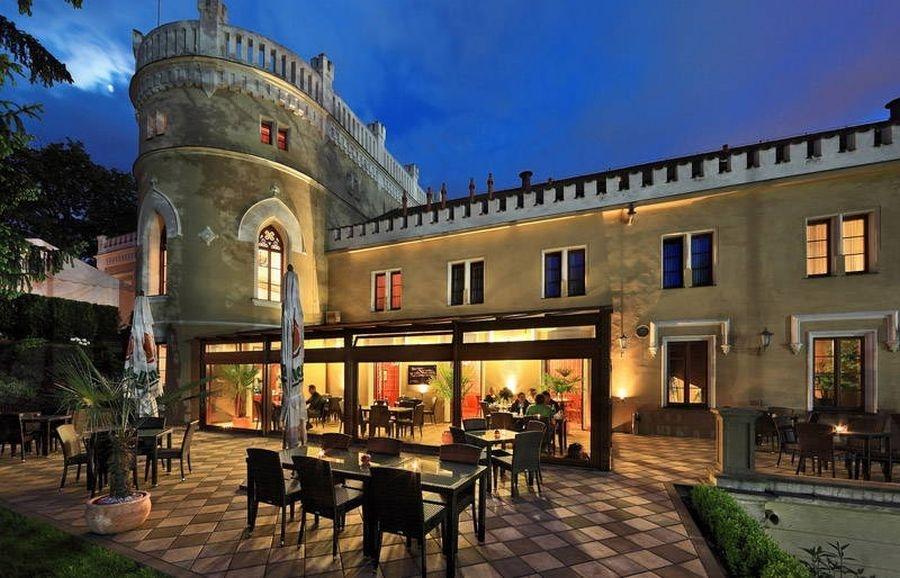 Chateau St. Havel  wellness hotel - Praha - ilustrativní foto